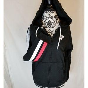 PINK Victoria's Secret ~ Perfect Full Zip Hoodie *